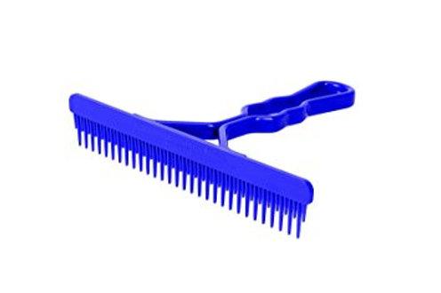 Plastic Fluffer Comb