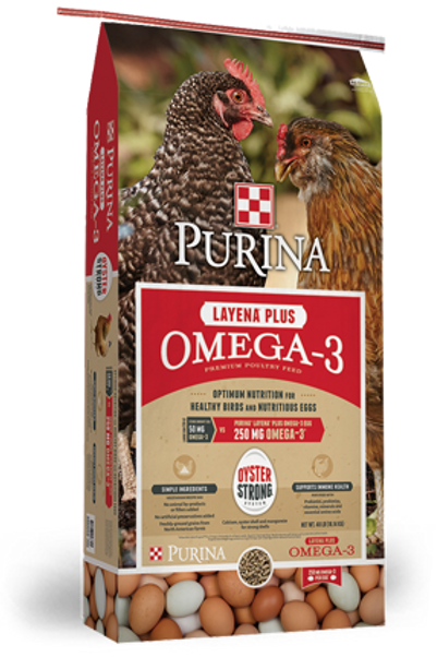 Layena Plus Omega-3
