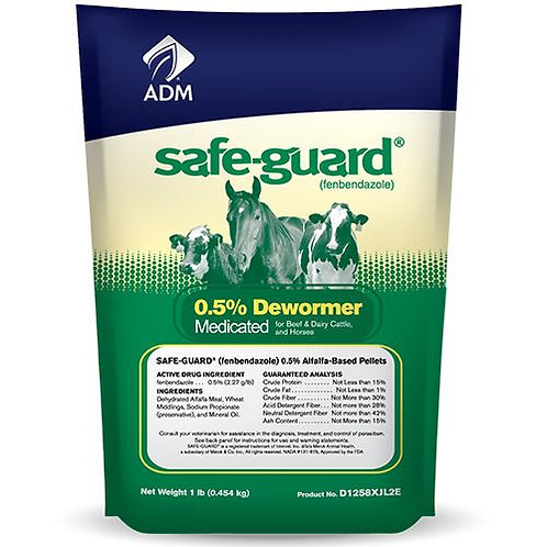 Safe-guard Dewormer 0.5%