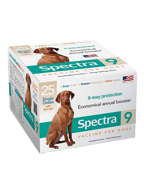 Canine Spectra 9
