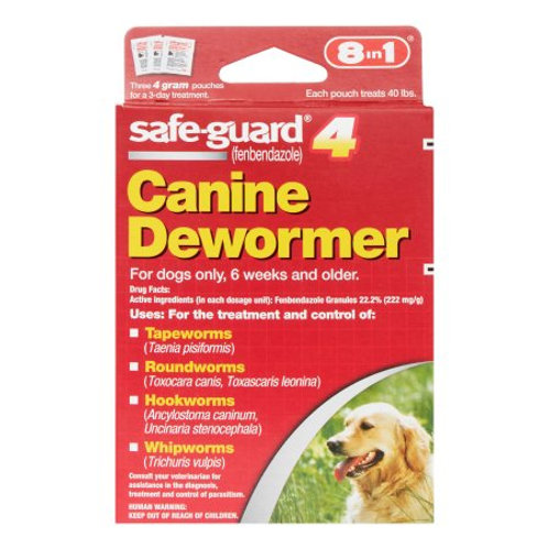 Canine Dewormer 4 gram