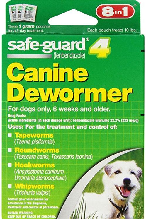 Canine Dewormer 1 gram