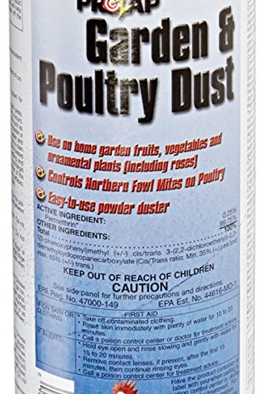 Garden and Poultry Dust
