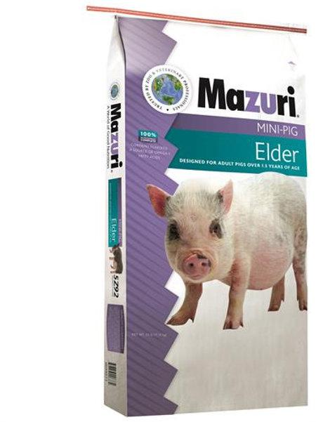 Mazuri Mini-Pig Elder