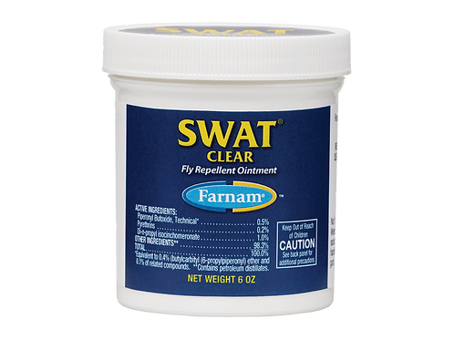 Swat Clear Fly Repellent