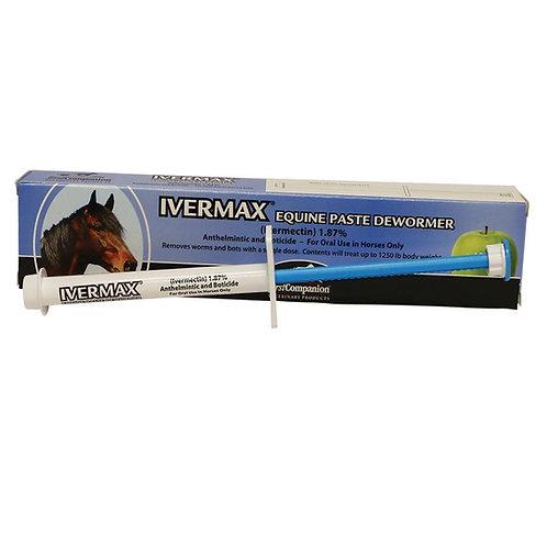 Ivermax Equine Paste-Dewormer