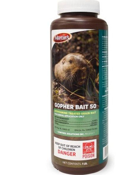Gopher Bait 50
