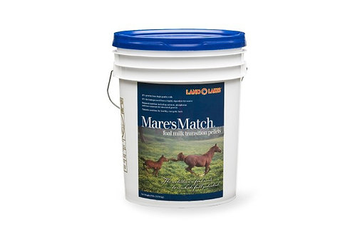 Mares Match Foal Milk Replacement Pellets