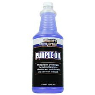 Purple Oil