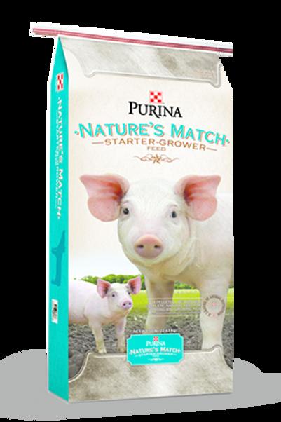 Nature's Match Starter Grower