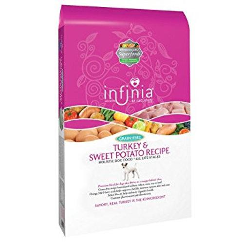 Infinia Turkey and Sweet Potato Recipe