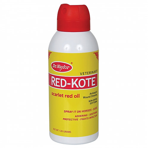 Red-Kote Scarlet red oil