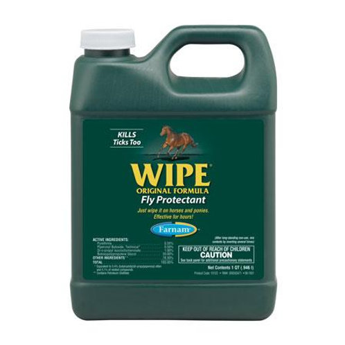 Wipe Fly Protectant