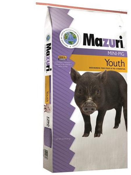 Mazuri Mini-Pig Youth