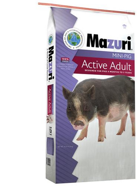 Mazuri Mini-Pig Active Adult