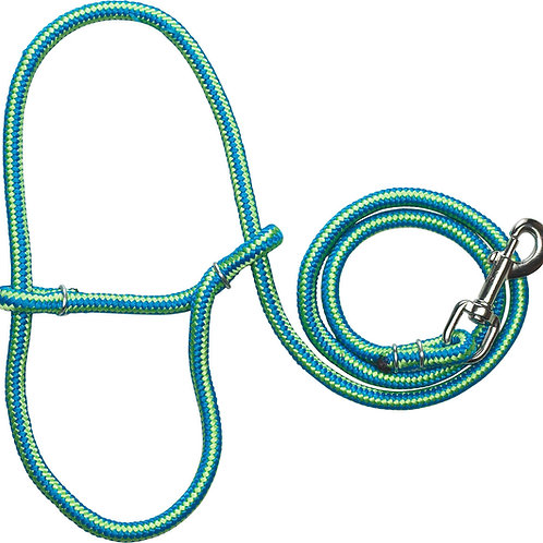 Poly Rope Sheep Halter with with Snap