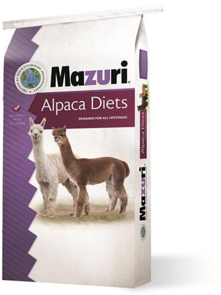 Mazuri Alpaca Diets