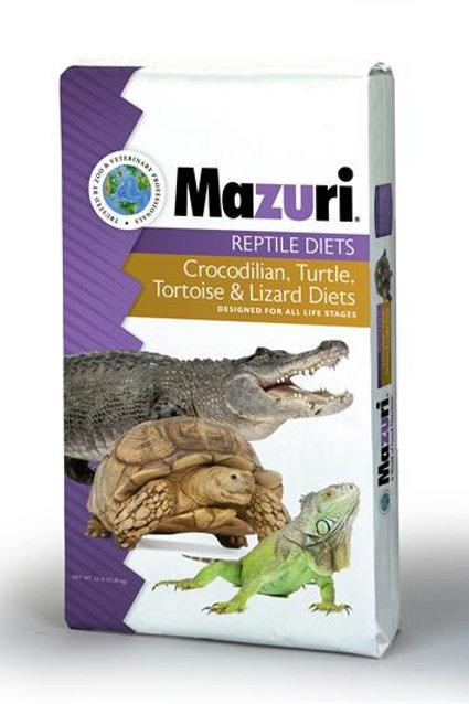 Mazuri Reptile Diets