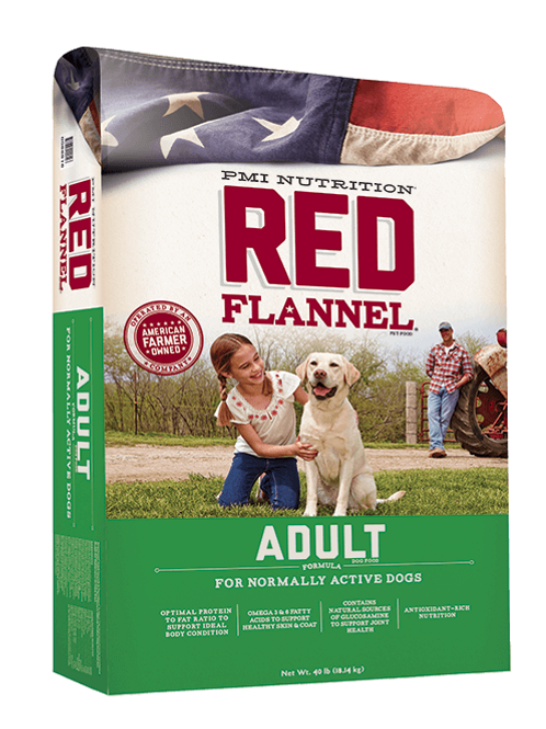 Red Flannel Adult (Dog Food)