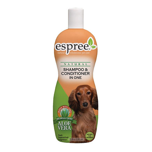 Espree Natural Shampoo and Conditioner