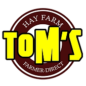Tom's Hay Farm Logo