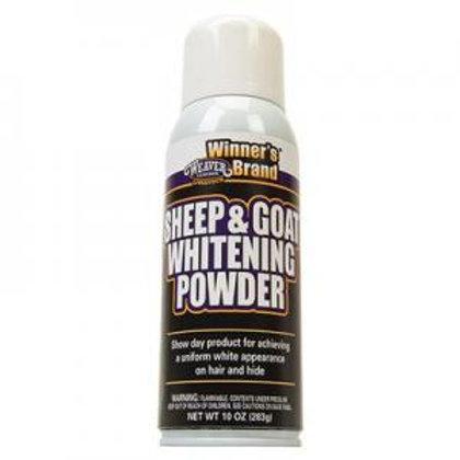 Sheep and Goat Whitening Powder