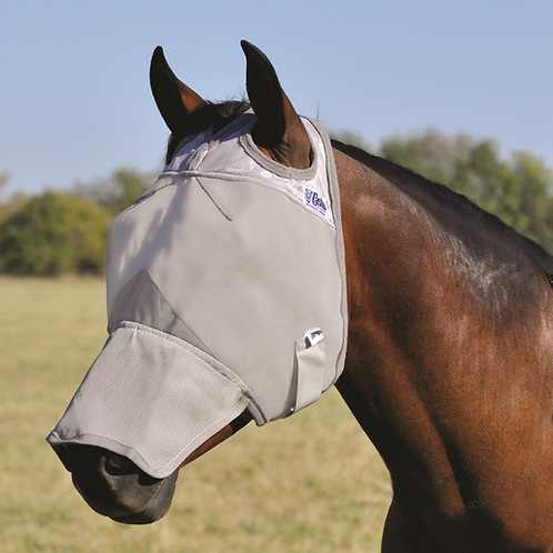 Fly Mask Thompson Vet