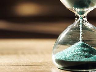 Não espere