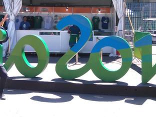 Vou Corrindo nas Olimpíadas 2016