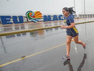 Como eu comecei a correr, por Carol Peixoto