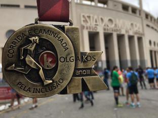 Corrida e Caminhada pela Inclusão Olga Kos 2017