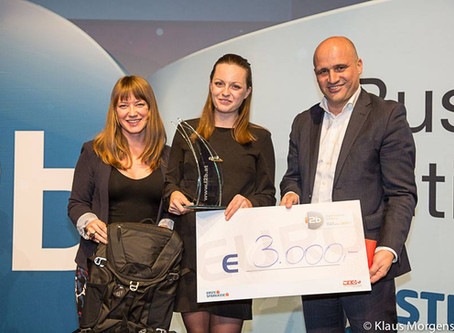 """""""Social Business"""" Winner at the  i2B - Business Plan Competition"""