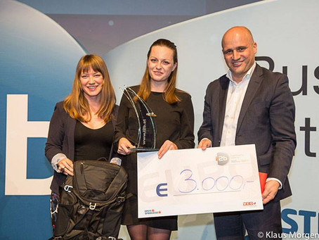 """Social Business"" Winner at the  i2B - Business Plan Competition"