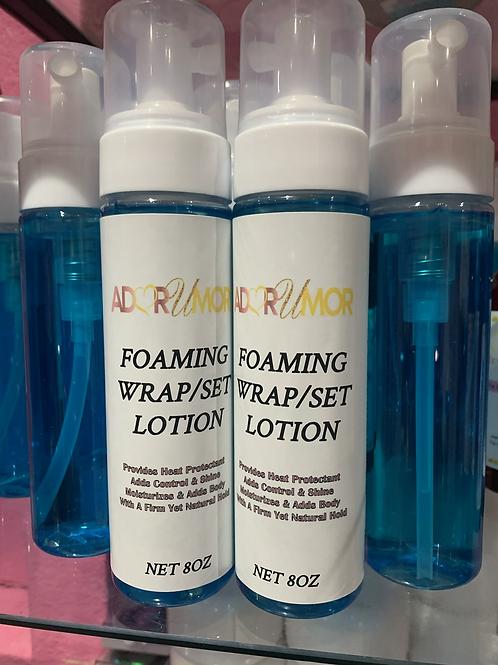 AdorUMor Foam Lotion