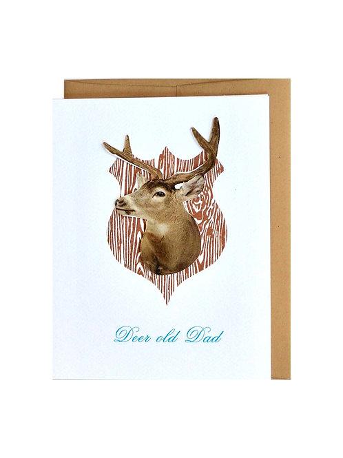 Deer Old Dad