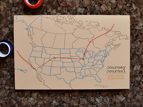 Journey Journal US edition
