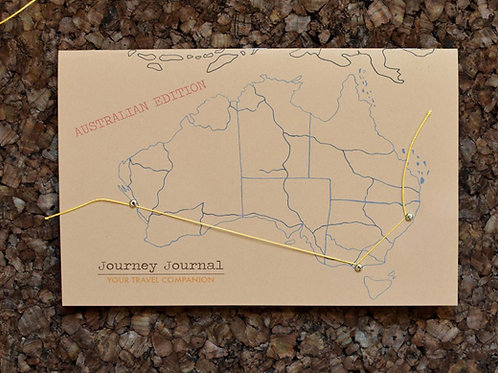 Journey Journal Australia edition