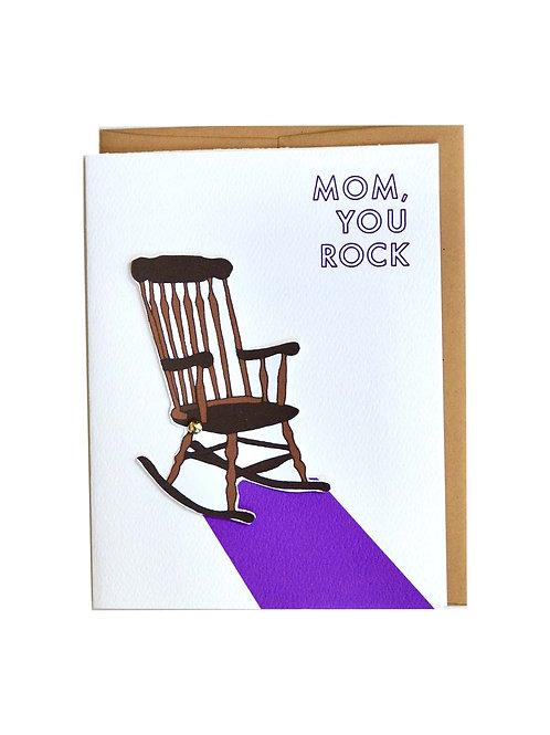 Rocking Mom