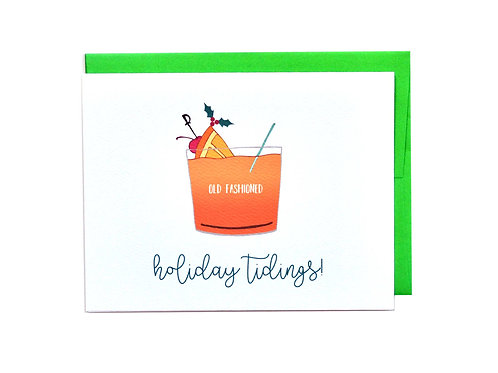 Old Fashioned Holiday