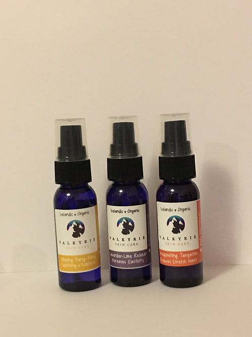 Sample Pack Restoring Body Moisturizer Oils