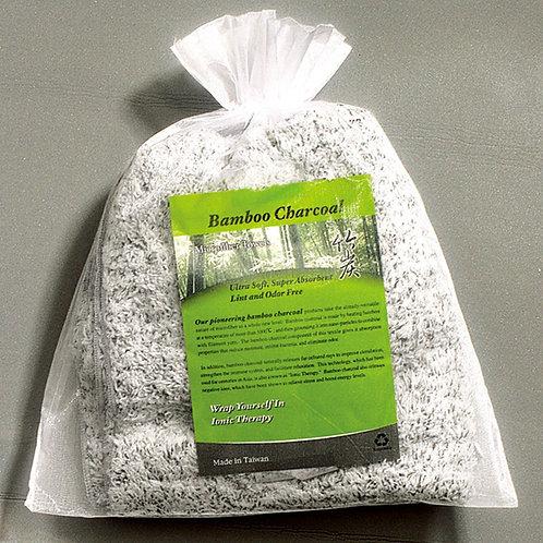 Bamboo Charcoal Microfiber  Cloth