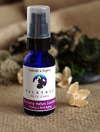 New Mexico Valkyrie Skin Care Anti-Aging Beauty Products