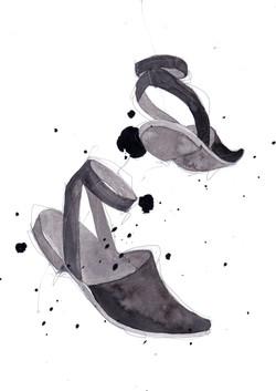 shoes illustration.1