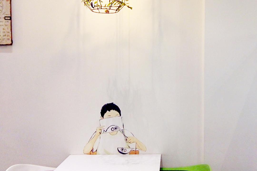 MySweetHutCafe_Paper Cutting Boy_1
