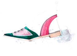 shoes illustration.5