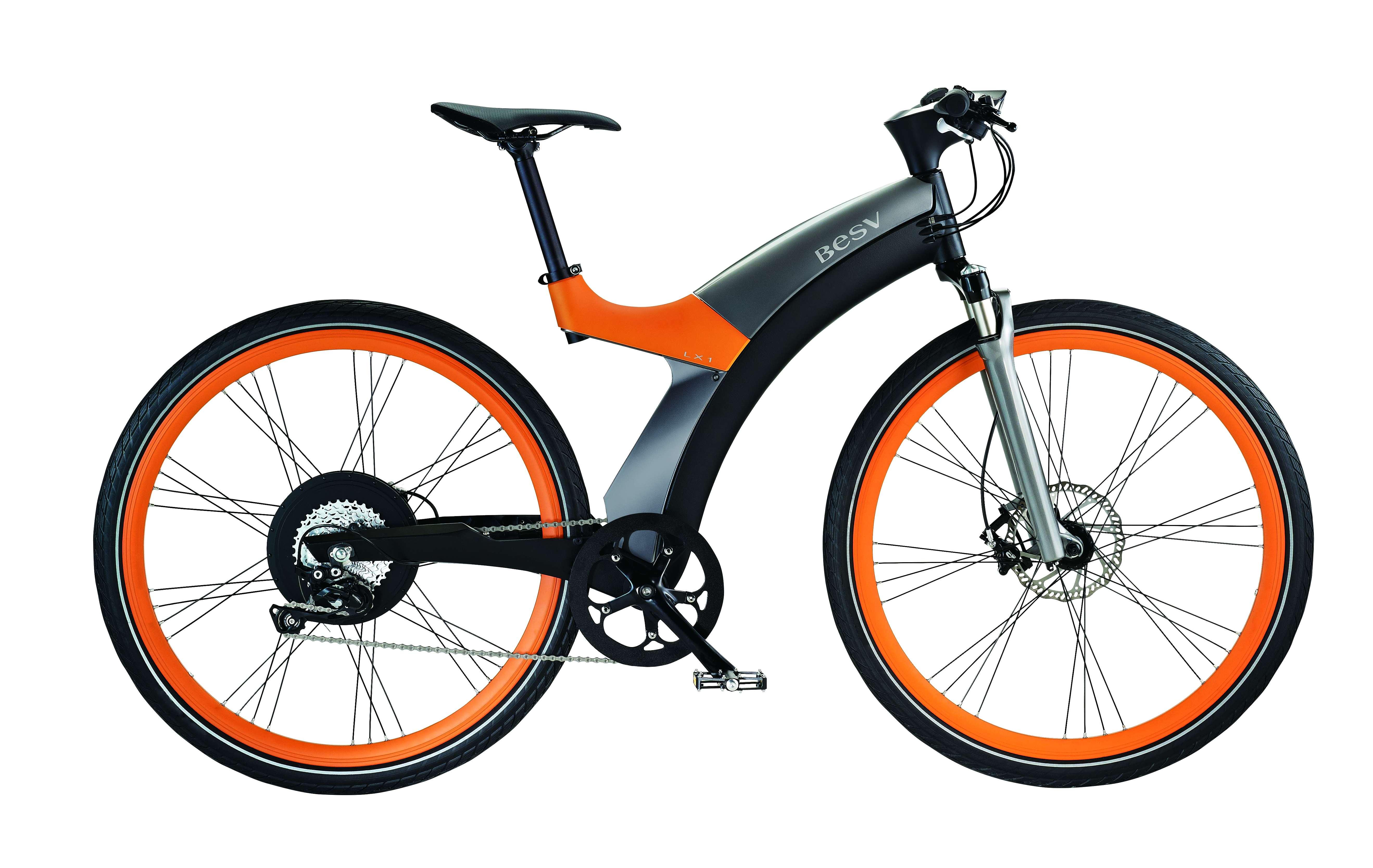 BESV LX1 Orange