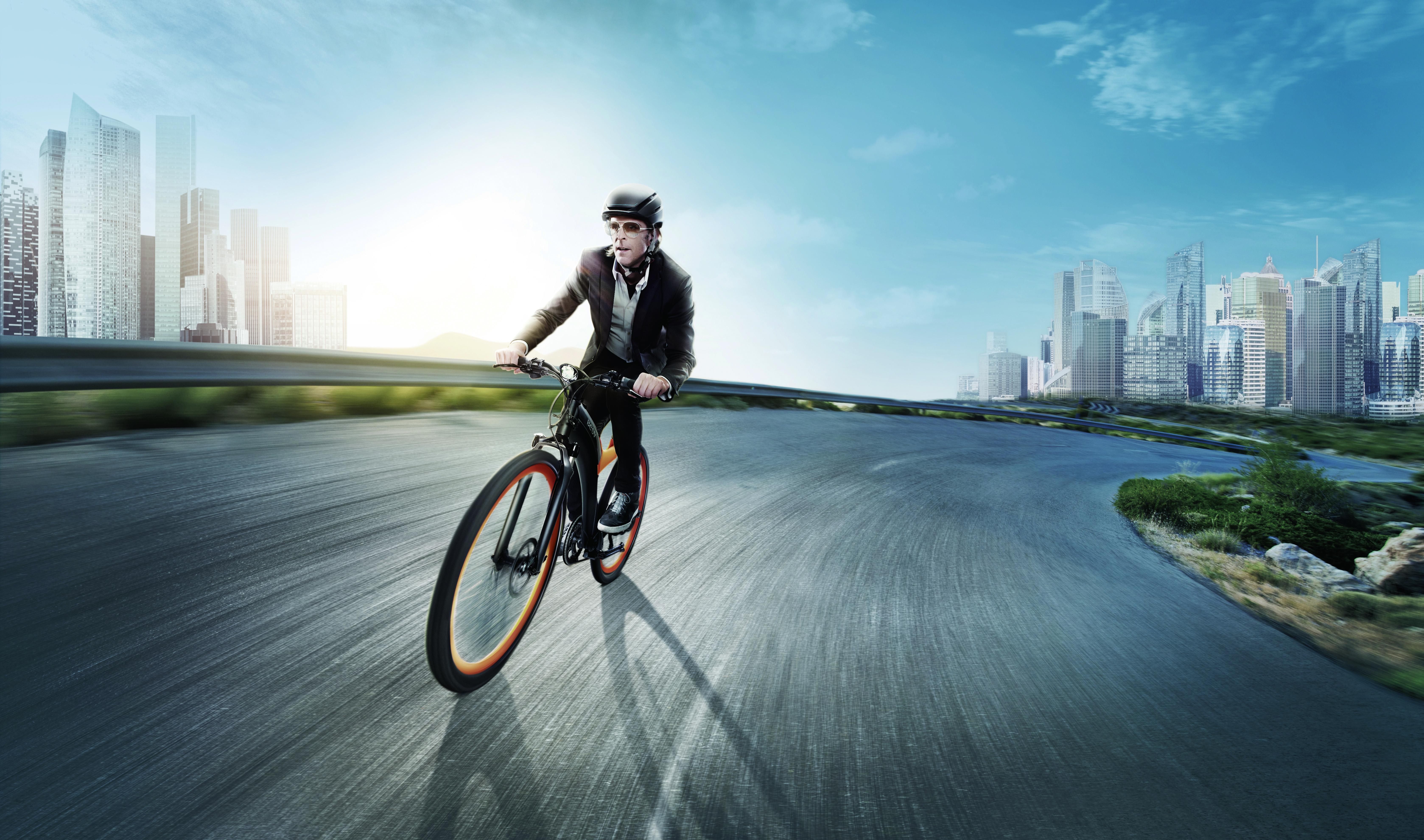 LX1 Elektro Fahrrad