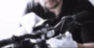 Vorderlichter der BESV E Bikes