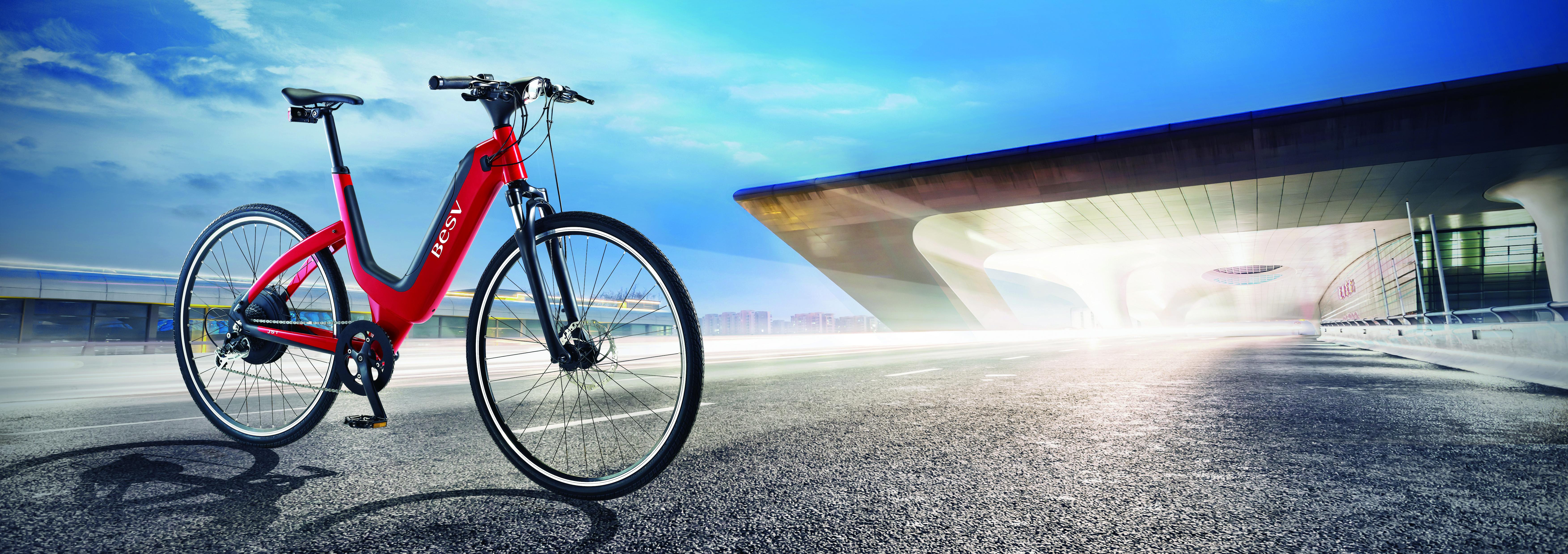 BESV JS1 E Bike