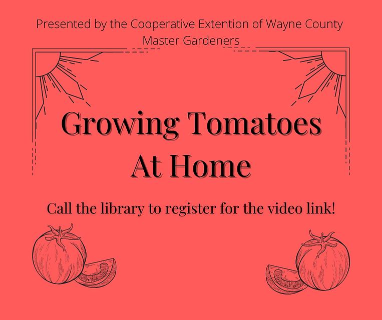 Cornell Master Gardener Series Videos To